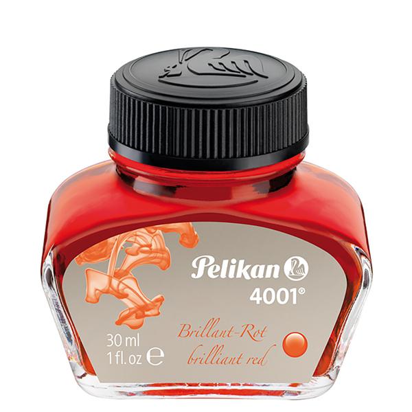 Pelikan Tinte 4001 Brillant rot 30 ml
