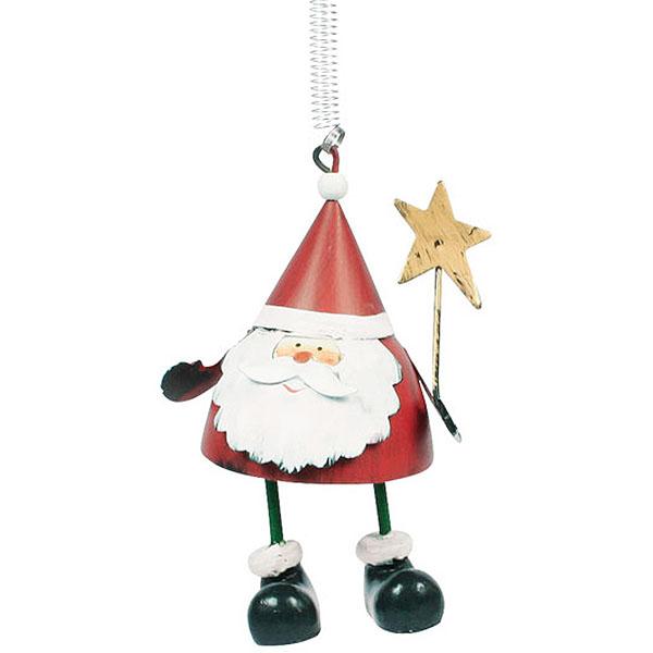 Schwingfigur Weihnachtsmann