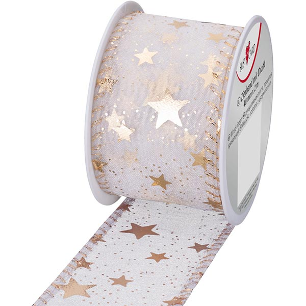 Susy Card Geschenkband Orion gold m / € 1,60
